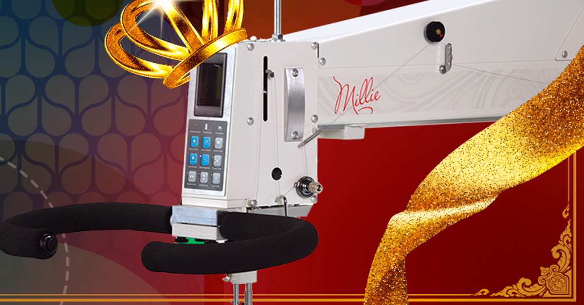 Millie Quilting Machine Giveaway