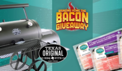 Penderson Farm's Bringing Home the Bacon Giveaway