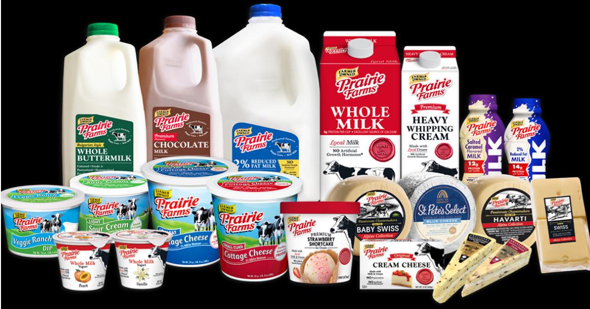 Prairie Farms World Dairy Expo Winners Sweepstakes