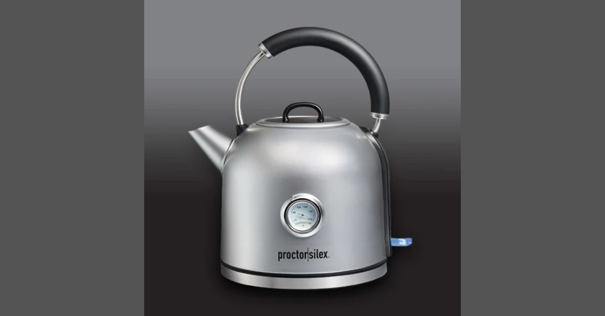 Proctor Silex Electric Dome Kettle Giveaway