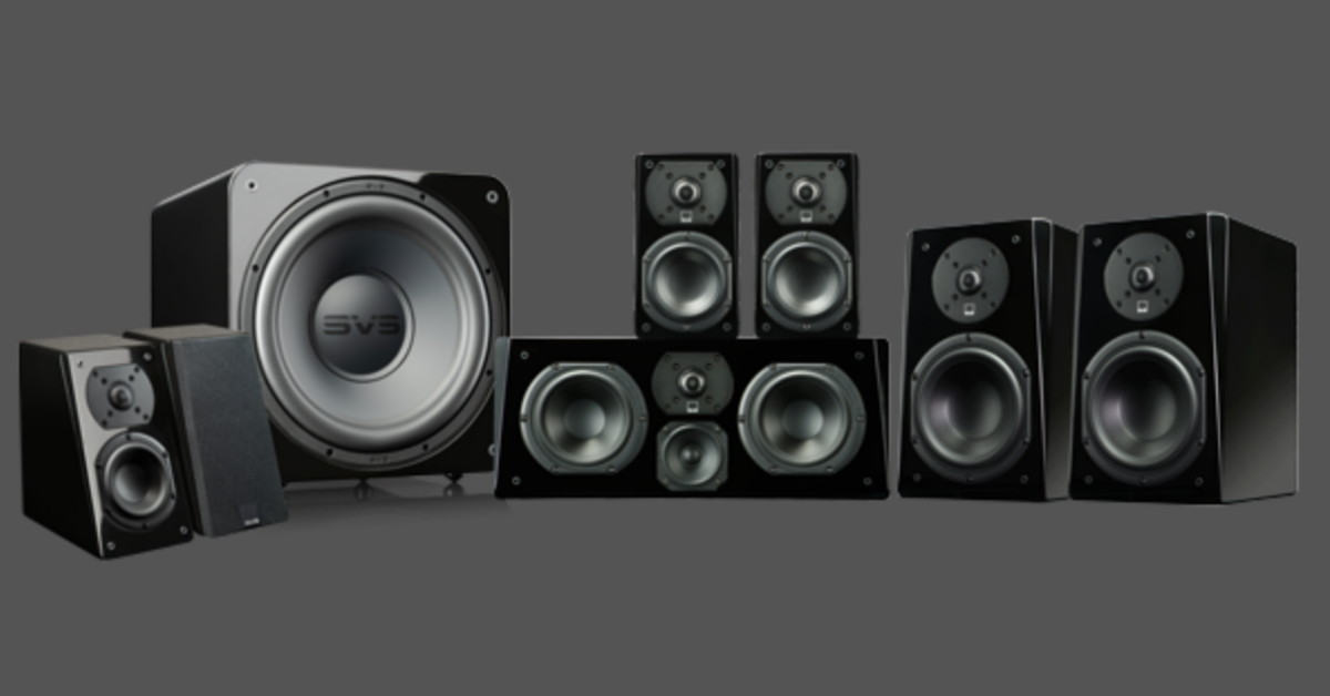 SVS Home Theater Giveaway