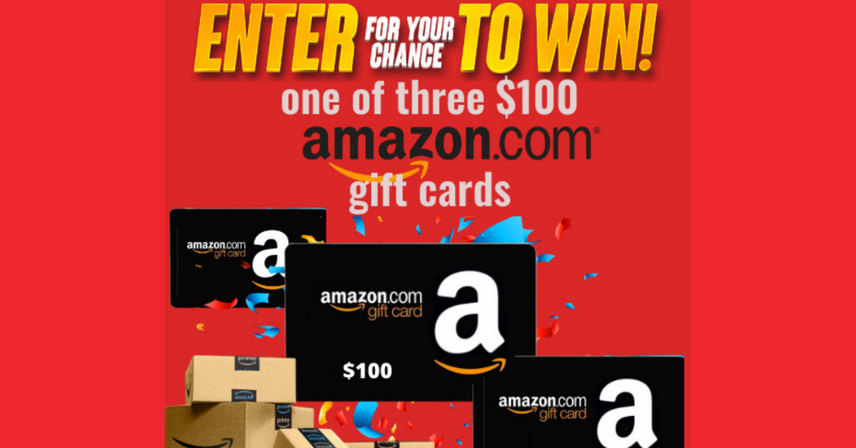 Showtimes Amazon Gift Card Giveaway