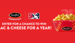 Stouffers Year of Mac and Cheese Sweepstakes