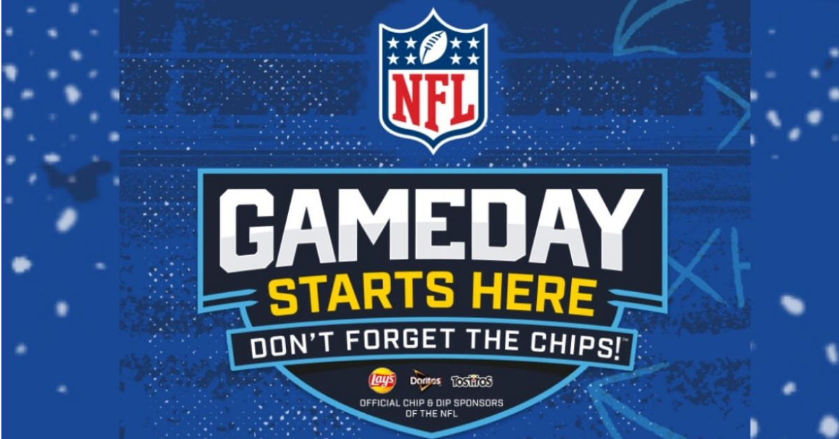 Tasty Game Day Starts Here Sweepstakes