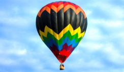 The 101 North Hot Air Balloon Sweepstakes
