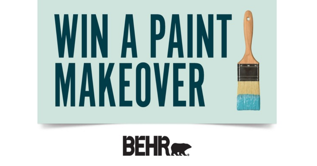 The Behr 2022 Color of the Year Sweepstakes