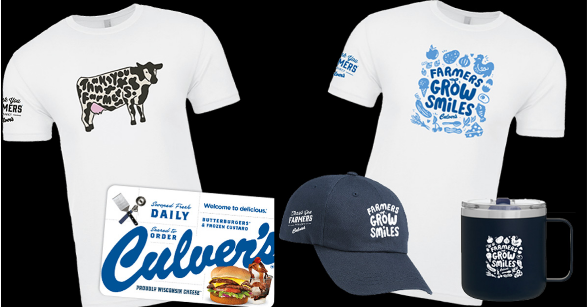 The Culvers Grow A Guess Instant Win Game and Sweepstakes