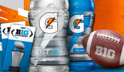The Gatorade Sweat Big Win Big Instant Win Game and Sweepstakes