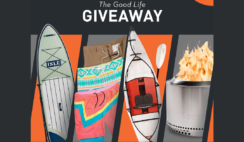 The Good Life Giveaway