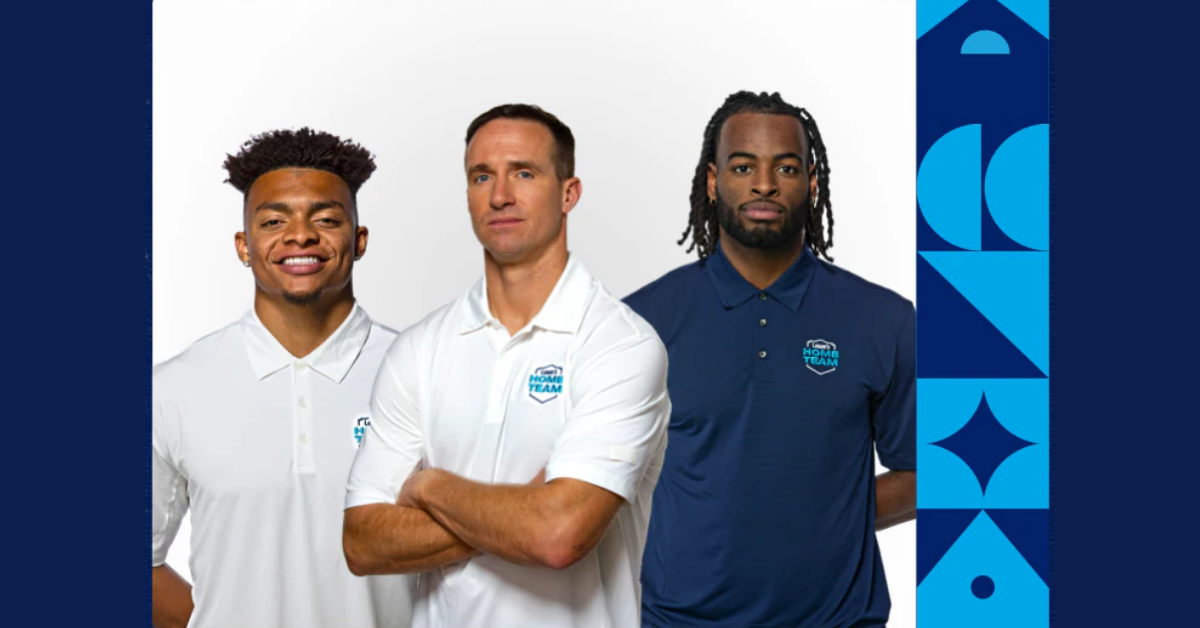 The Lowes Home Team Contest