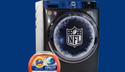 Tide Cold Washer Sweepstakes