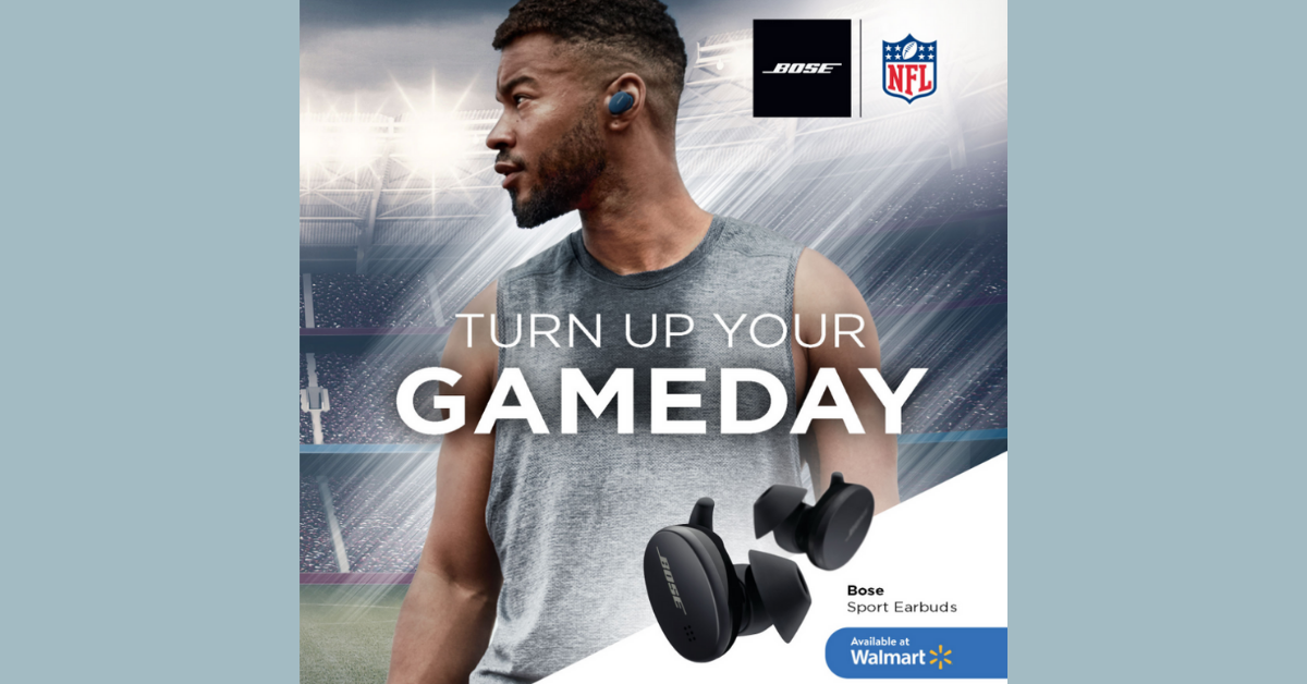 Turn Up With Bose Sweepstakes