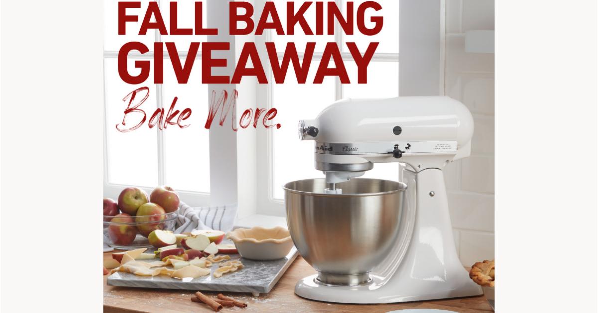 Yankees Fall Baking Giveaway