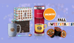Crazy Cups Ultimate Fall Sweepstakes