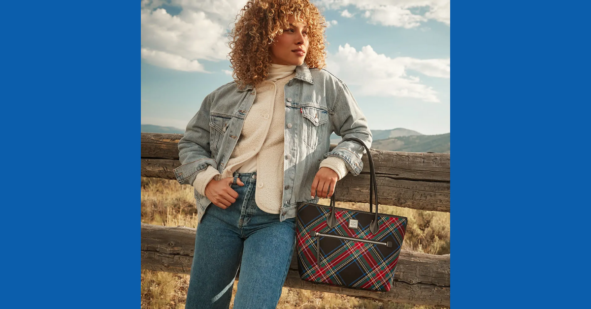 Dooney and Bourke Tartan for Fall Giveaway
