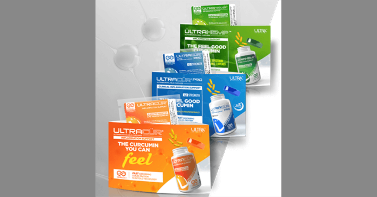 FREE 3 Day Trial of UltraCur Products