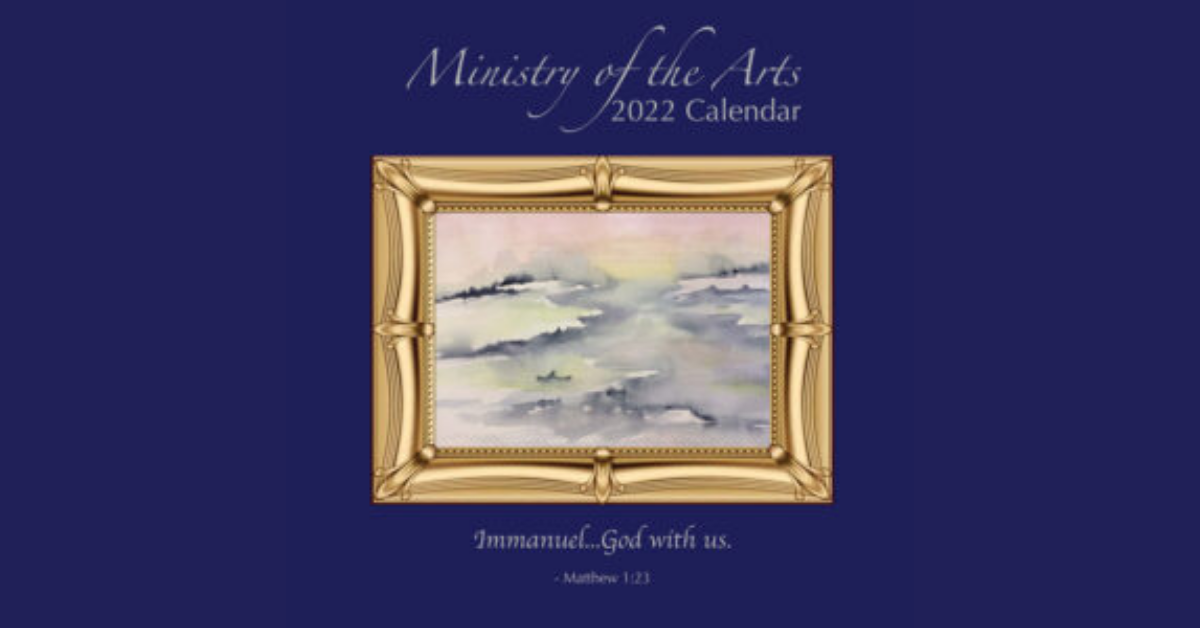 FREE Congregation of St. Joseph Ministry of the Arts 2022 Calendar