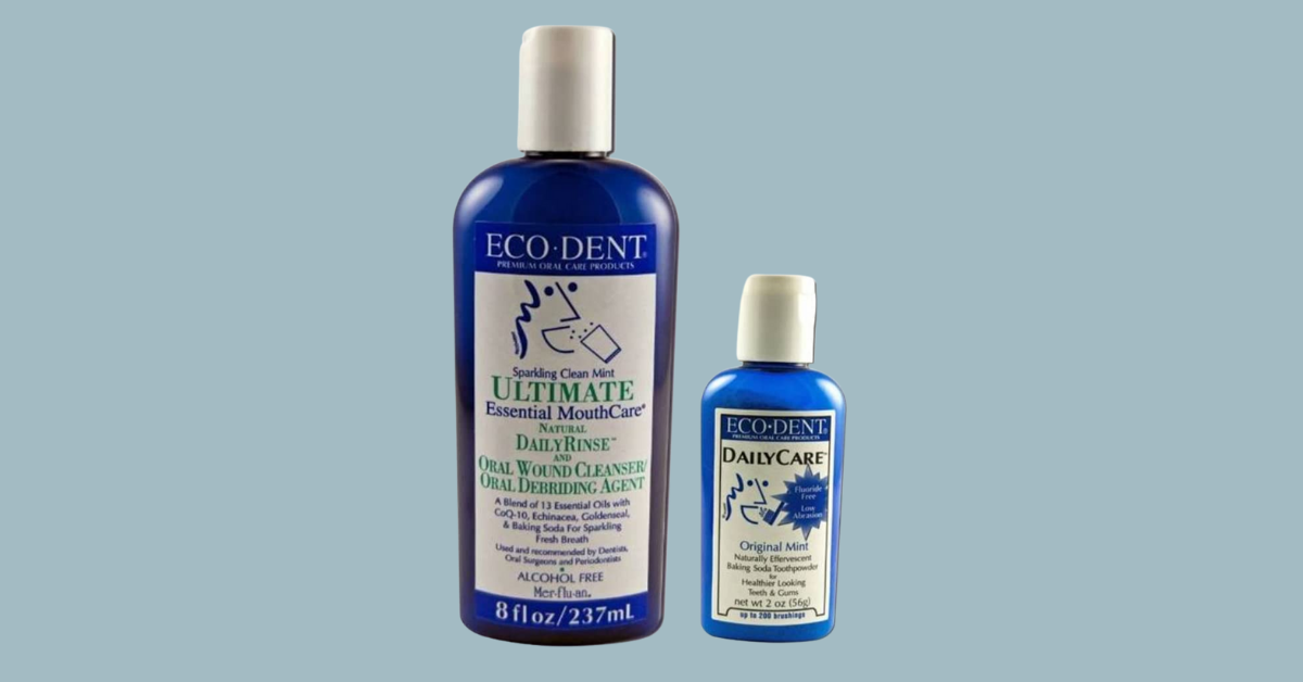 FREE EcoDent Premium Oral Care Products