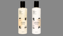 FREE SEEN Shampoo and Conditioner Samples