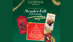Godiva Wonder Full Giveaway Instant Win Game