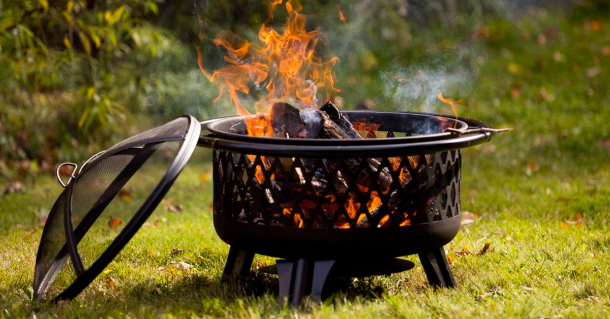 Quirk Retro Firepit Sweepstakes