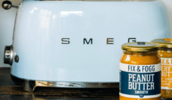 SMEG Toaster and Nut Butters Giveaway