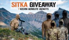 Sitka Jacket Giveaway