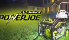 Sun Joe Propane Generator Giveaway