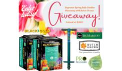 Supreme Spring Bulb Garden Giveaway