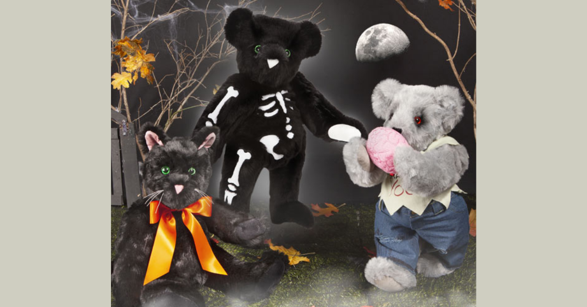 Vermont Teddy Halloween Giveaway