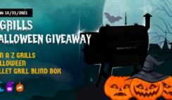 Z Grills Halloween Giveaway